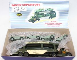 """Dinky Toys No.990A, Code 3 by Transport of Delight Austin Brockhouse Pullmore Car transporter in """""""