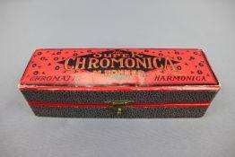 """[ Harmonica ] A Hohner """"The Super Chromonica"""""""