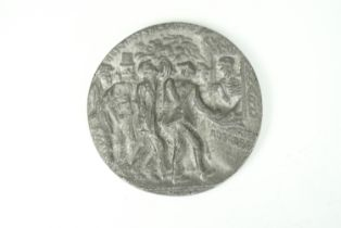 A Great War Lusitania Medal