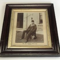[Victoria Cross / Medal] A photographic portrait cabinet card depicting General Sir Redvers