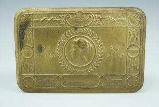 A 1914 Princess Mary gift tin
