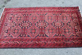 Belouch rug, 1.9m x 1m