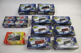 FLEISCHMANN MAGIC TRAIN - HO GAUGE various boxed items including 2255 Diesel Locomotive (K8112), and