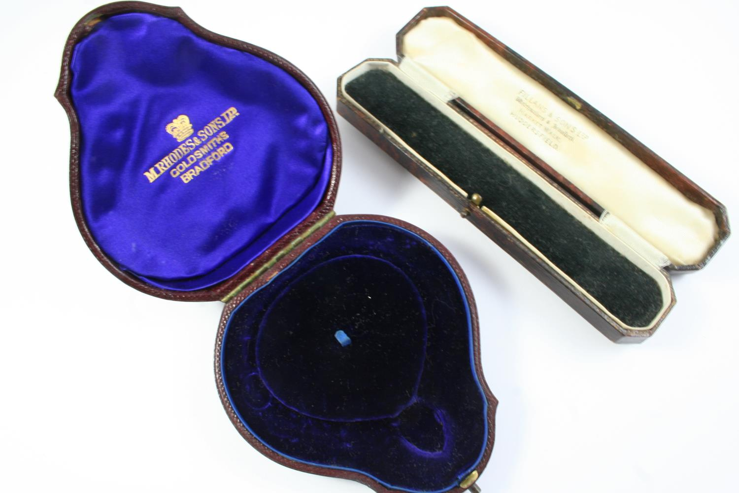 A QUANTITY OF ASSORTED JEWELLERY BOXES - Image 6 of 6