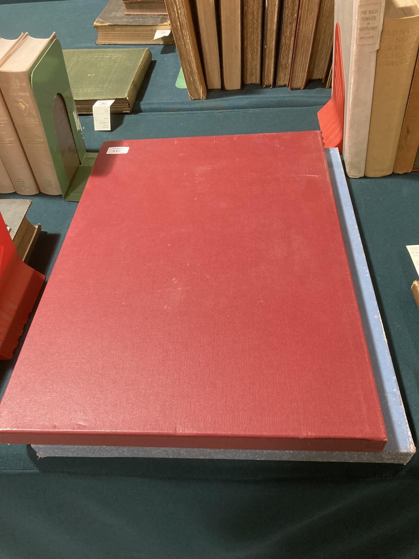 Jones, Paul. Flora Superba... text by Wilfrid Blunt, number 94 of 406 copies, 16 coloured plates,