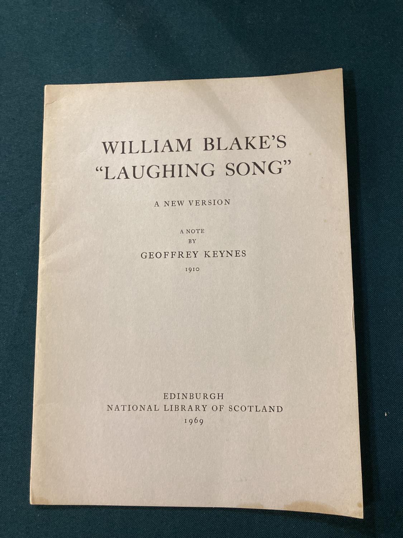 Keynes, Sir Geoffrey. Henry James in Cambridge, portrait frontispiece, presentation copy to Dennis - Image 8 of 23