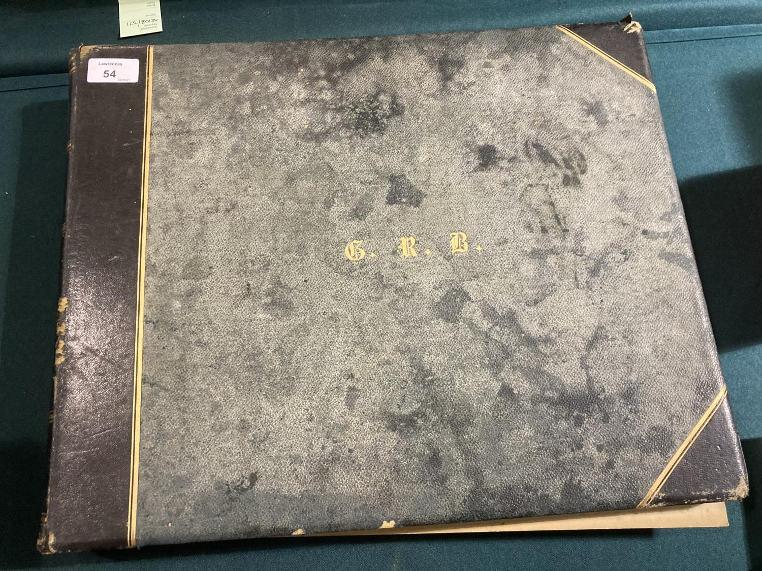 India. An early twentieth-century photograph album containing approx. 120 mounted photographs - Image 2 of 10