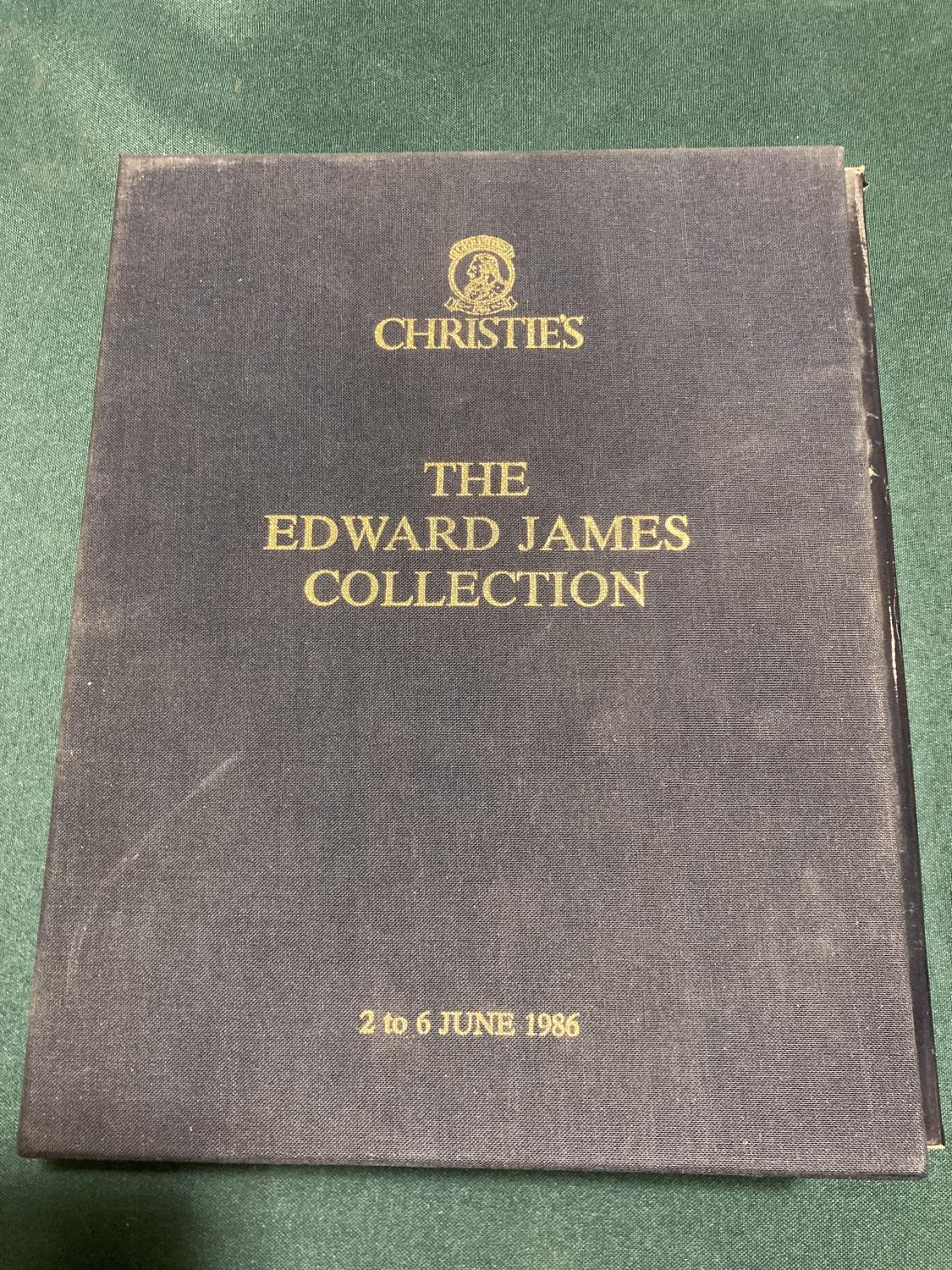 Auction Catalogues. The Andy Warhol Collection, 6 volumes, Sotheby's, 1988; The Edward James - Image 3 of 12