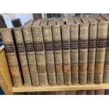 Gibbon, Edward. The History of the Decline and Fall of the Roman Empire, 12 volumes, new edition,
