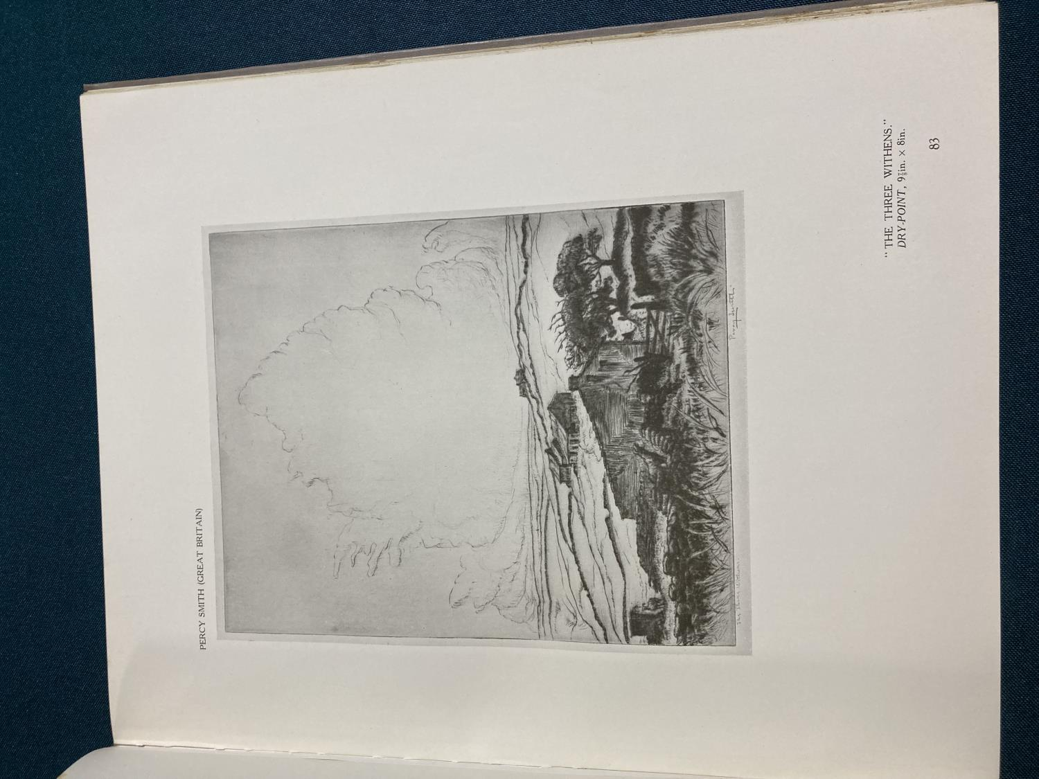 Dodgson, Cambell. The Etchings of James McNeill Whistler, plates, original vellum-backed boards, - Image 12 of 21