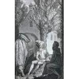 Caylus, Anne Claude Phillipe, Comte de. Oeuvres Badines Completes, 12 volumes, engraved portrait