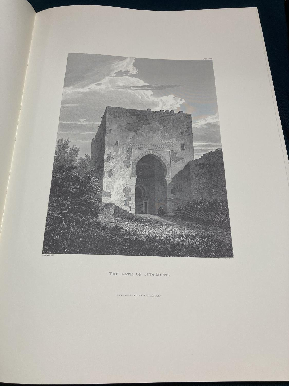 Murphy, James Cavanah. The Arabian Antiquities of Spain, number 289 of 500 copies, facsimile - Image 4 of 5