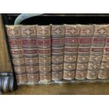 Dickens, Charles. [Works], 12 volumes only, engraved additional titles and plates after Hablot
