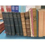 Hulme, Frederick Edward. Familiar Wild Flowers, 5 volumes, 200 chromo-lithographed plates, tissue