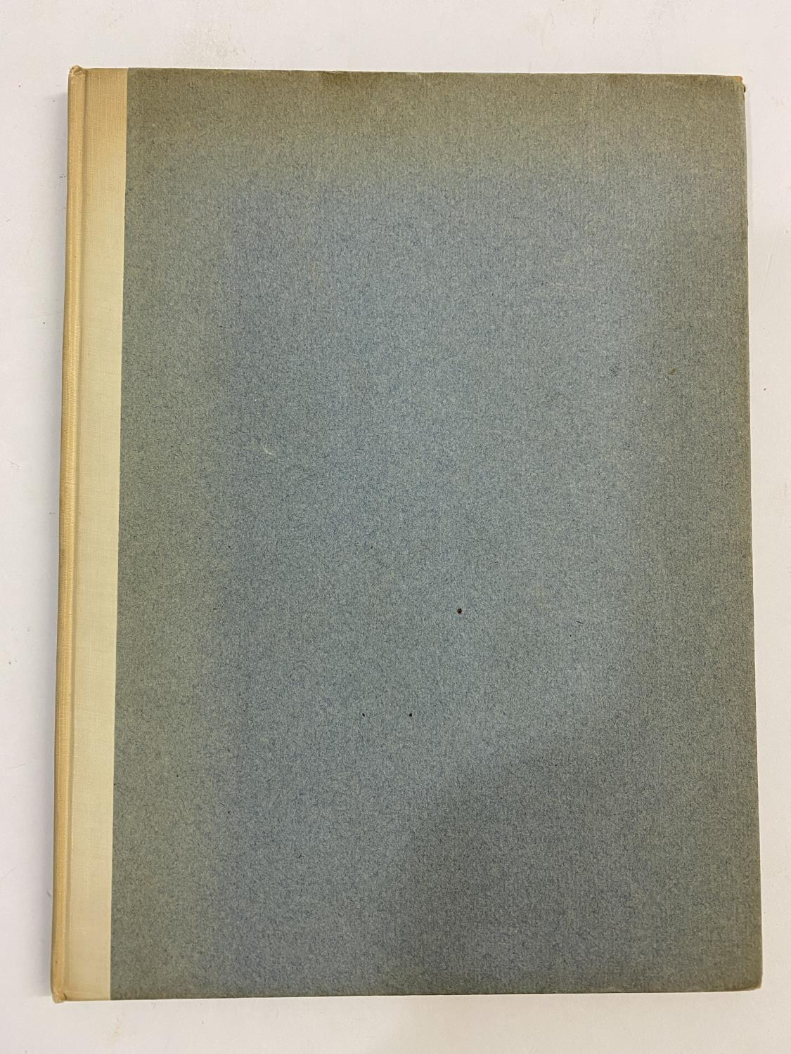 Sassoon, Siegfried. Sonnets, one of 50 copies, original cloth backed boards uncut, 4to, [No - Image 2 of 7