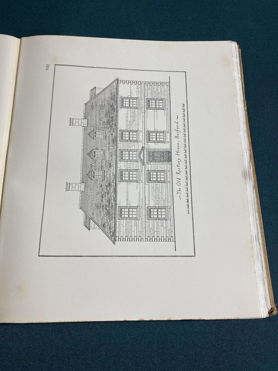Bolton, Arthur T. The Architecture of Robert and James Adam, 2 volumes, first edition, plates, - Image 9 of 22