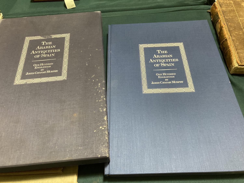 Murphy, James Cavanah. The Arabian Antiquities of Spain, number 289 of 500 copies, facsimile - Image 2 of 5