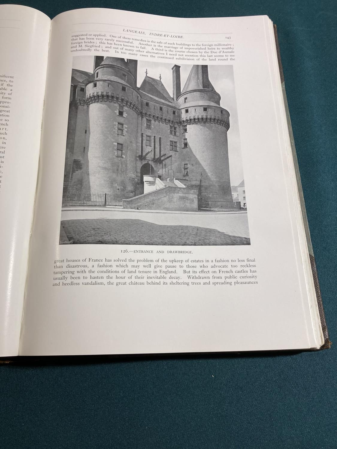 Bolton, Arthur T. The Architecture of Robert and James Adam, 2 volumes, first edition, plates, - Image 6 of 22