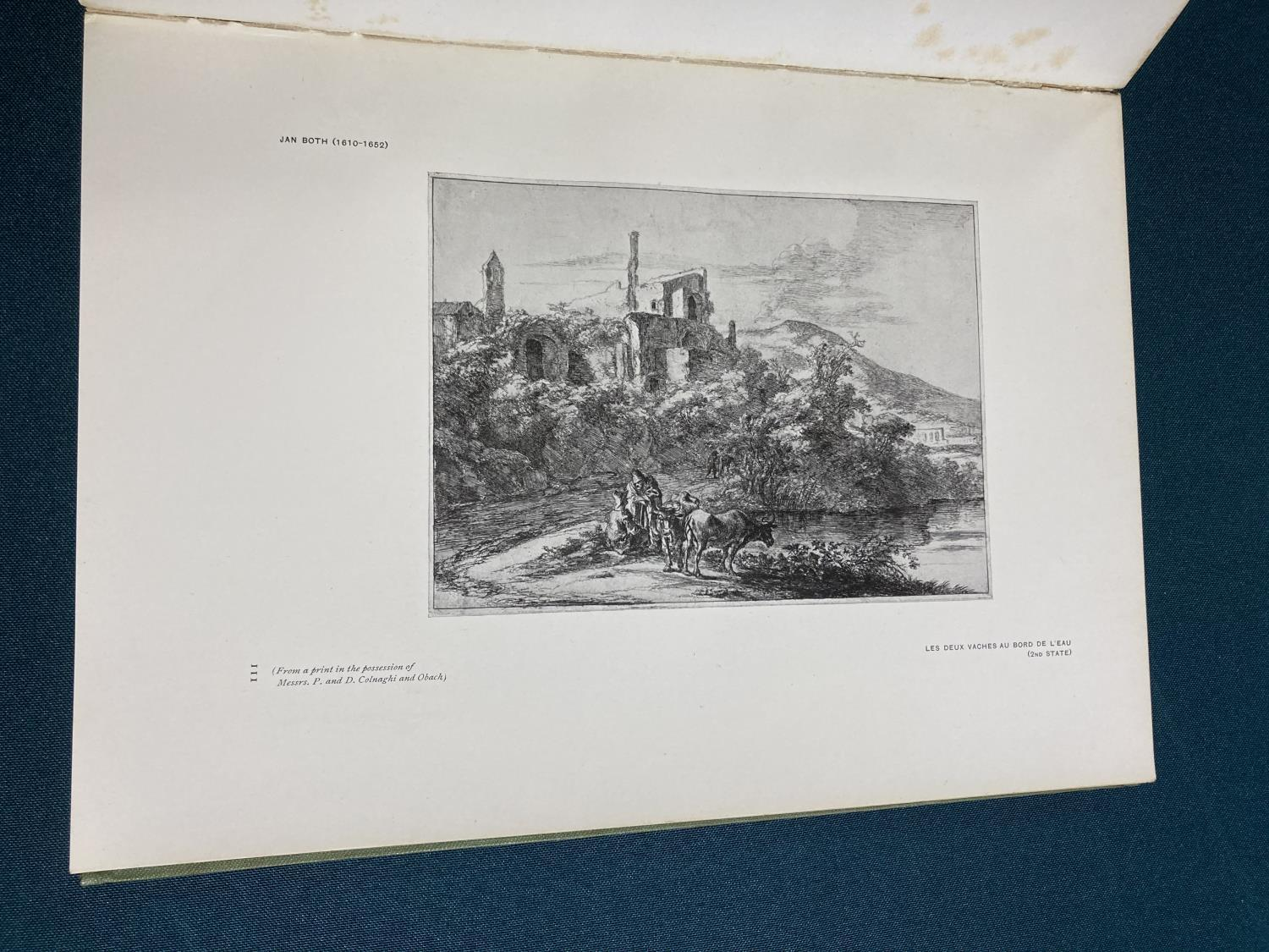 Dodgson, Cambell. The Etchings of James McNeill Whistler, plates, original vellum-backed boards, - Image 16 of 21
