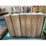 Mackworth-Praed, C. W. and C.H.B. Grant. Birds of Eastern and North Eastern Africa, 6 volumes, mixed