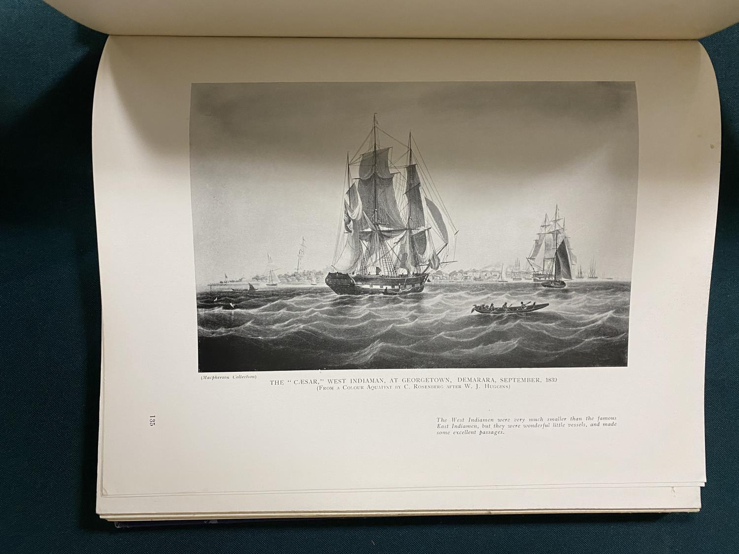Bowen, Frank Charles. The Sea, Its History and Romance, 4 volumes, first edition, plates, some - Image 5 of 6