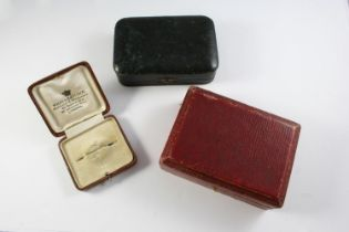 FIFTEEN ASSORTED JEWELLERY BOXES