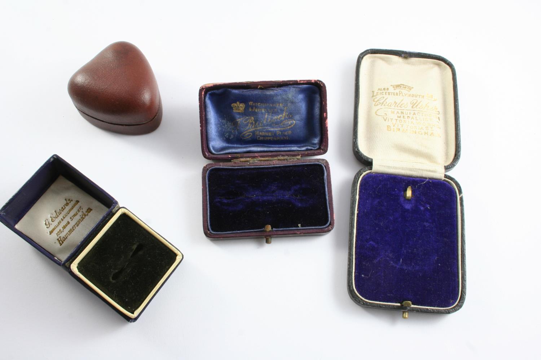 TWELVE ASSORTED JEWELLERY BOXES - Image 3 of 4