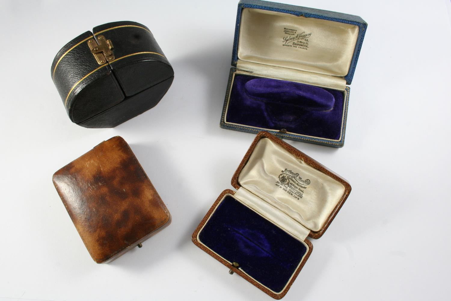 FIFTEEN ASSORTED JEWELLERY BOXES - Image 2 of 5