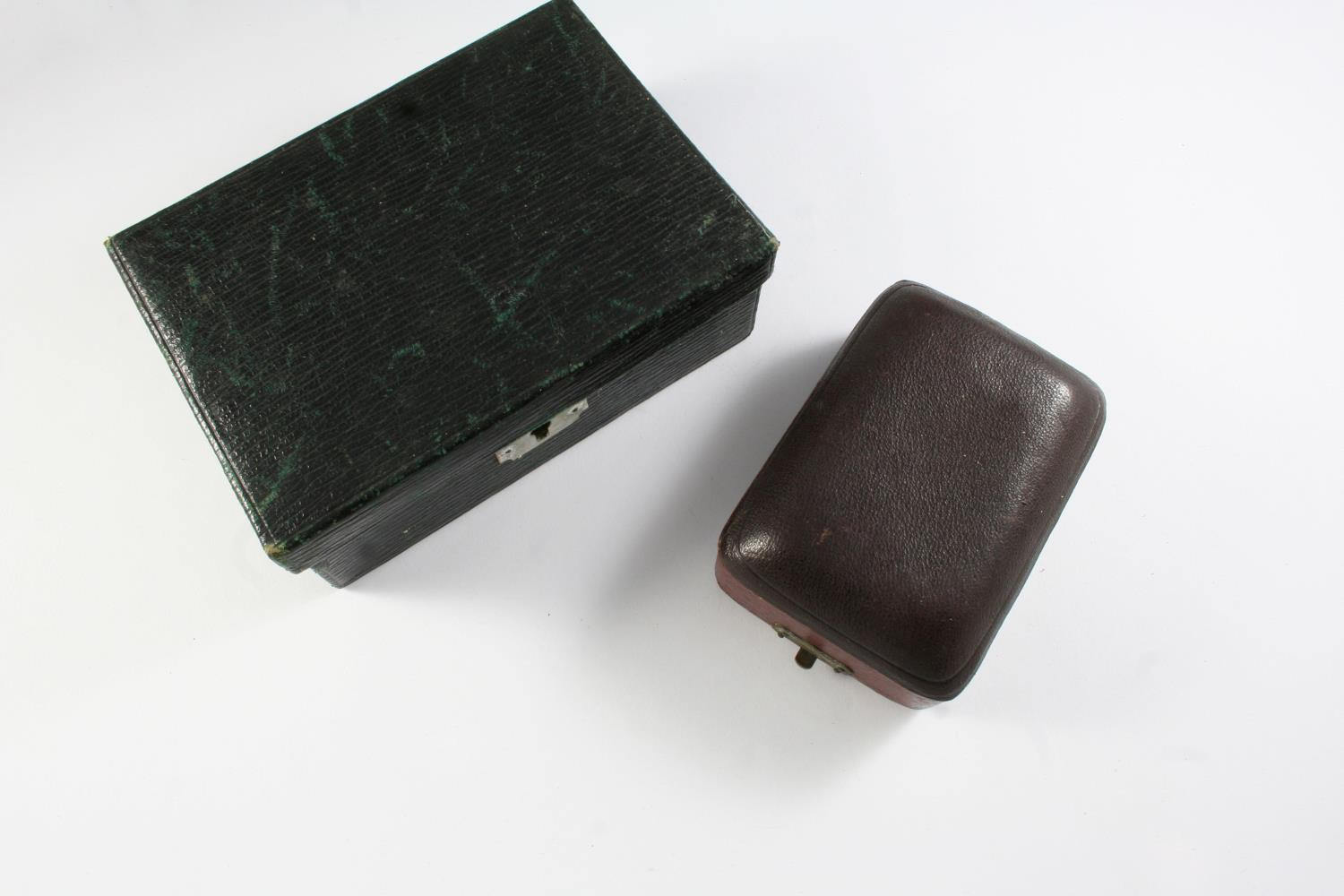 FIFTEEN ASSORTED JEWELLERY BOXES - Image 4 of 5