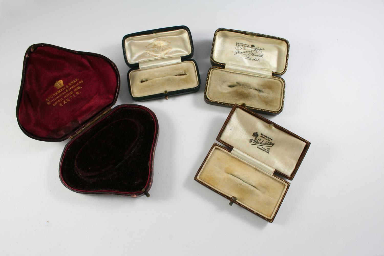 FIFTEEN ASSORTED JEWELLERY BOXES - Image 5 of 5