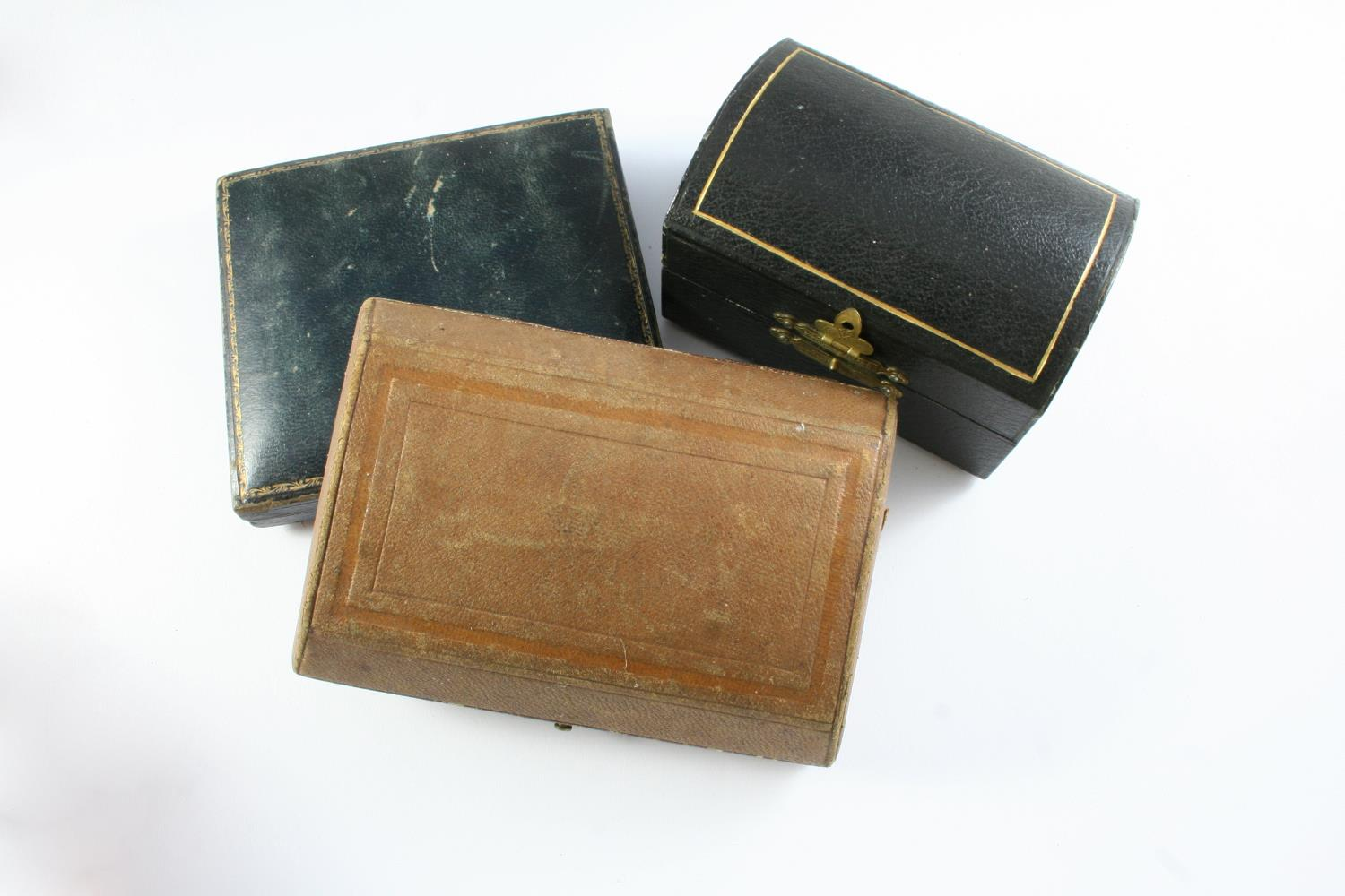 FIFTEEN ASSORTED JEWELLERY BOXES - Image 3 of 5