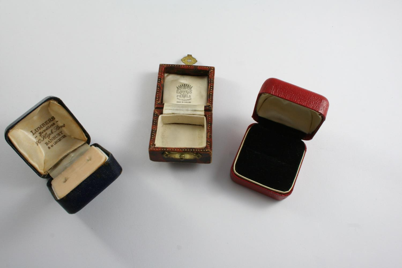 TWELVE ASSORTED JEWELLERY BOXES - Image 4 of 4