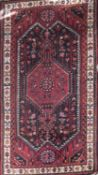 Perser - Teppich, handgeknüpft, Länge: ca. 154 cm, Breite: ca. 81 cm.Persian carpet, hand-knotted