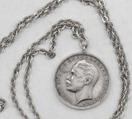 """Hessen 1894/1918, Tapferkeitsmedaille Ernst Ludwig Grossherzog von Hessen - Für Tapferkeit"""". Als A"""