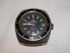 Meister Anker Automatic Uhr mit TAG, 25 Rubis. Funktion ok, mit Gebrauchsspuren.Meister Anker Autom