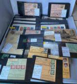 kleines Lot Steckkarten alle Welt, über 50 Stück, dabei auch Blöcke, schöne Motive, etc.small l