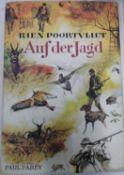 Paul Parey - Rien Poortvliet - Auf der Jagd. Ein Skizzenbuch. 1972Paul Parey - Rien Poortvliet - On