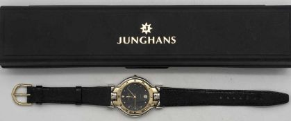 Junghans Damen - Armbanduhr, Quartz. Neuwertig in OVP.Junghans ladies' wristwatch, quartz. As good