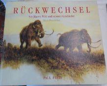 Paul Parey - Rückwechsel. Von Jägern, Wild und unserer Geschichte Rien Poortvliet. 1993Paul Parey