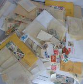 Bulgarien ca 1900 / 1970 in einem Schuhkarton, reichhaltiger Tütenposten aus altem Nachlaß durchg