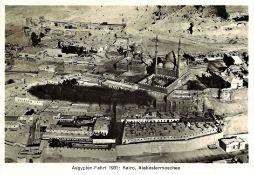 Zeppelin Ägyptenfahrt 1931: Kairo Alabaster - Moschee.