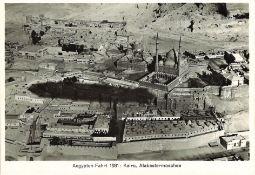 Groß - Aufnahme, echtes Bromsilber - Foto, Ägyptenfahrt 1931, Kairo..