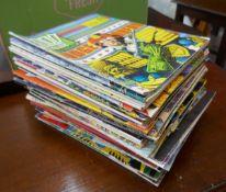 Mixed Marvel & DC comics etc mostly 1970's & 80's