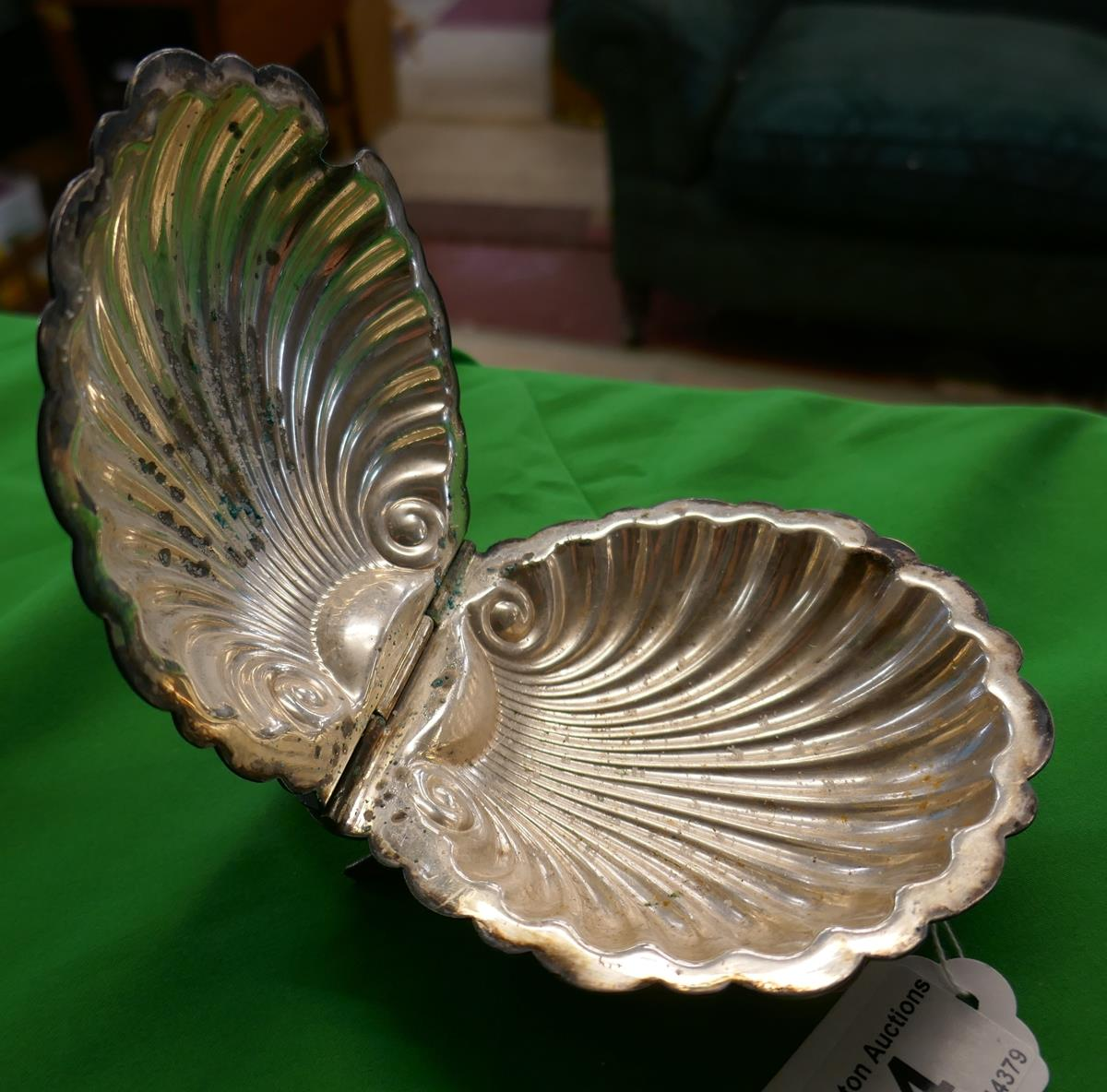 Mappin & Webb silver plate bon bon dish with cover - Image 4 of 4