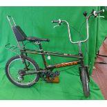 Raleigh chopper MKIII 6 speed custom bike