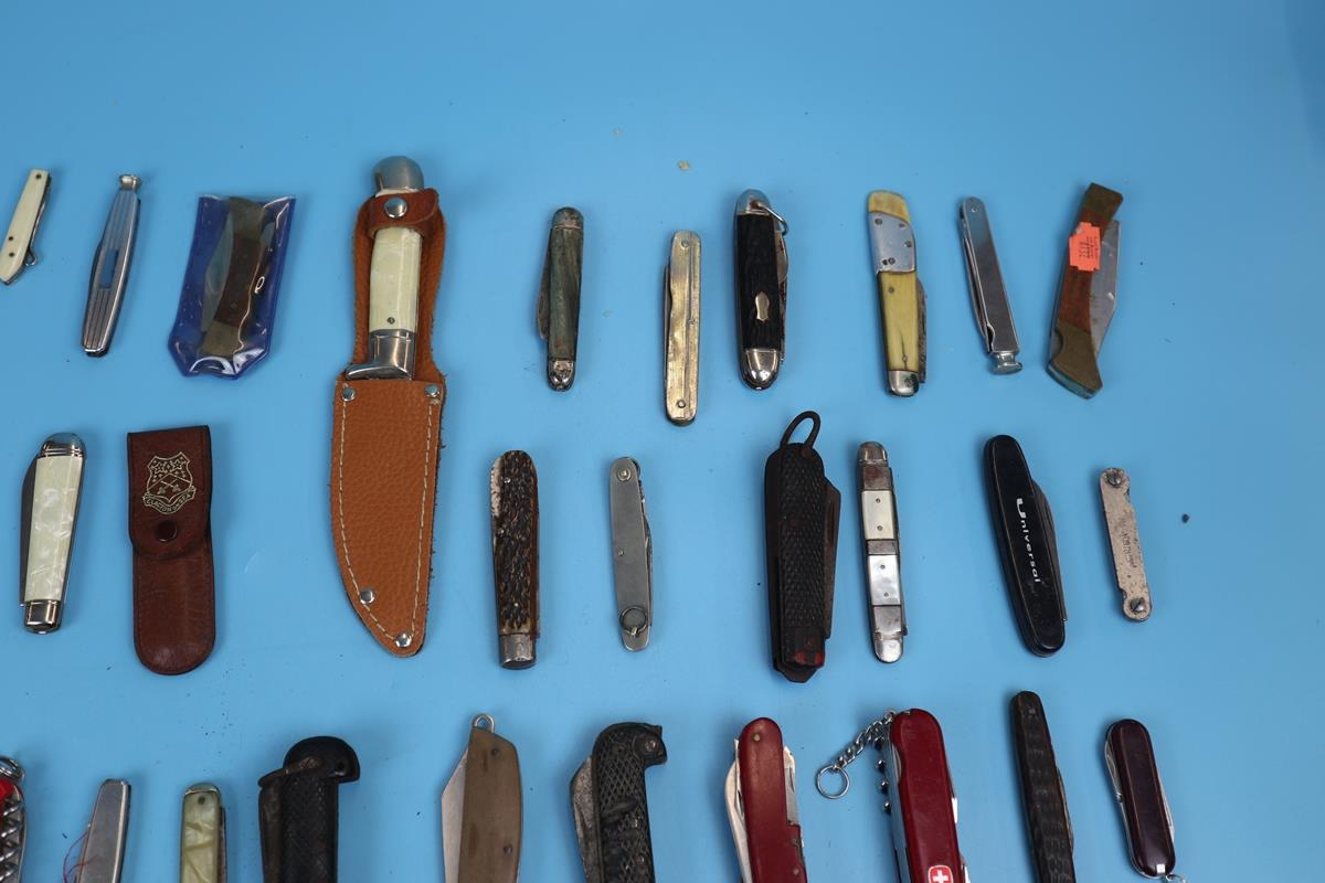 Collection of pocket knives - Image 4 of 5