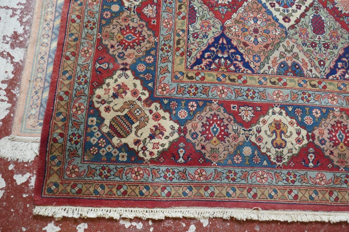 Large Eastern carpet - Image 6 of 13