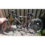 Gents hardtail mountain bike