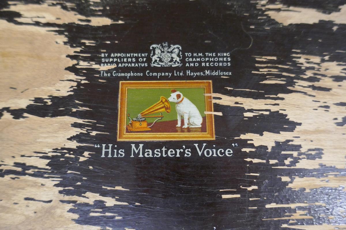 HMV valve radio - Image 2 of 7