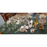 Collectables to include light hangings